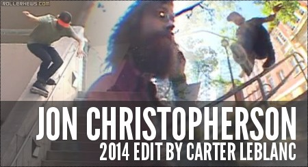 Jon Christopherson: 2014 Edit by Carter Leblanc