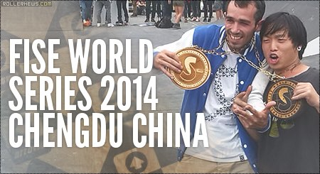 Fise World China 2014: Arrows Edit