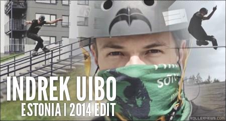 Indrek Uibo (Tallinn, Estonia):  2014 Edit