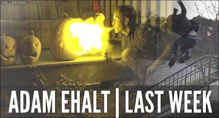 Clip(s) of the day: Adam Ehalt (2014)