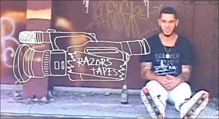 Shane McClay: Razors Tapes by Jeph Howard (2014)