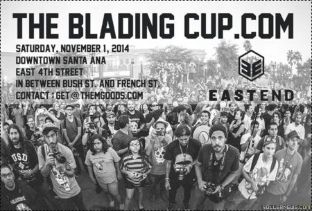 The Blading Cup 2014