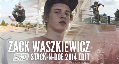 Zack Waszkiewicz (15, Detroit): Stak-N-Doe 2014 Edit