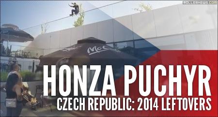 Honza Puchyr: X-Spots, Leftovers Mixtape (2014)