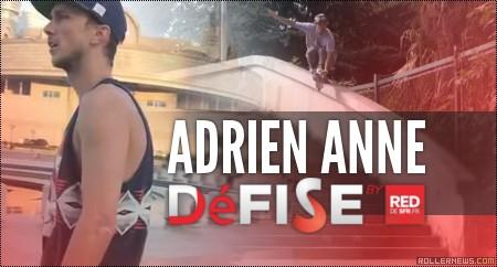 Adrien Anne: DeFise 2014, Entry