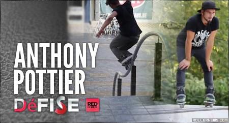 Antony Pottier (Belgium): DeFise 2014