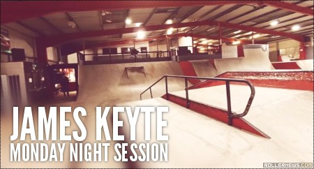 James Keyte: Monday Night Session (Scotland, 2014)