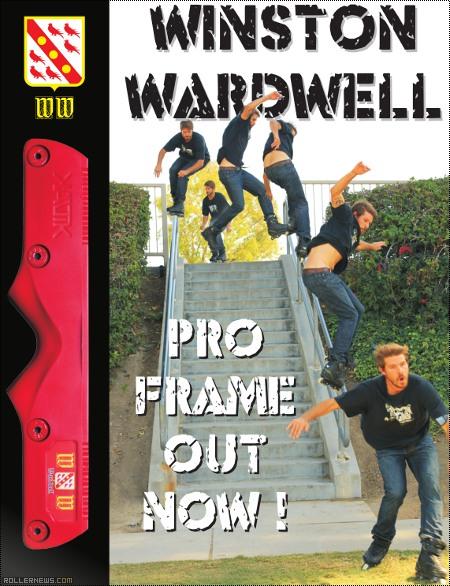 Kaltik: Winston Wardwell Pro Frame