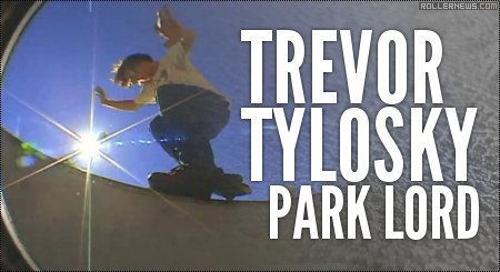 Trevor Tylosky: Park Lord by Geoff Phillip (2014)