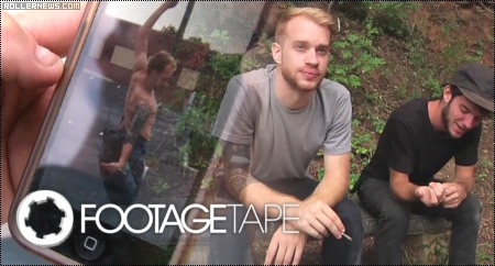 Footage Tape: Filming for Episode 4 with Chris Smith