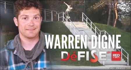 Warren Digne: DeFise 2014 (PRO)