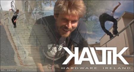 Winston Wardwell: Kaltik Pro, Edit