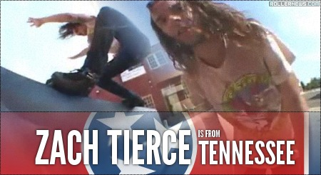 Zach Tierce is from Tennessee (2014) Possessed Edit