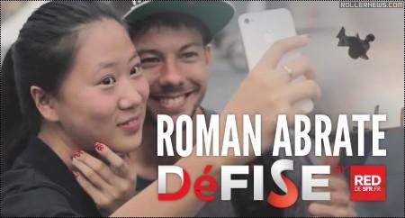 Roman Abrate (France): DeFise 2014 (PRO)