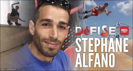 Stephane Alfano (France): DeFise 2014 (PRO)