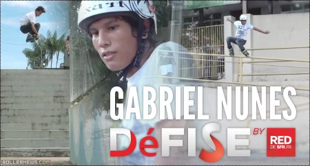 Gabriel Nunes (Brazil): DeFise 2014 (AM)