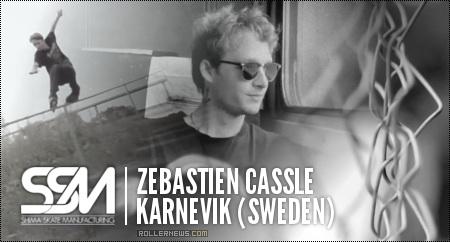 Zebastian Cassle Karnevik (Sweden): SSM Edit (2014)