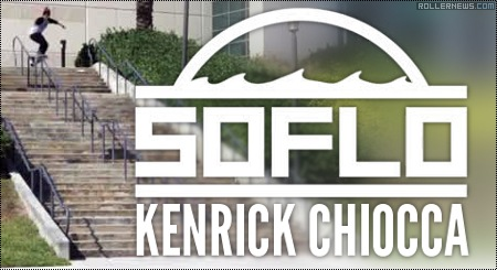 Trick of the day: Kenrick Chiocca (Florida, 2014)