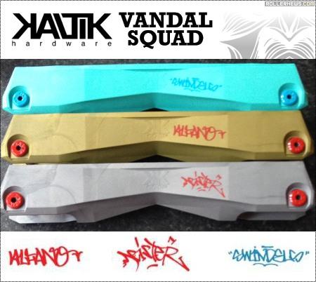 Kaltik x Vandal Squad Frames (2014)