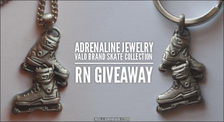 Giveaway: Adrenaline Jewelry + Valo Brand