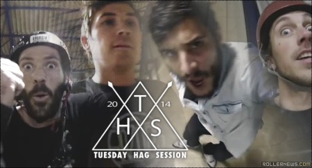 Tuesday Hag Sessions (Haguenau, France) with Jon Matter, Salim Sikha, Adrien Anne & Mathias Silhan
