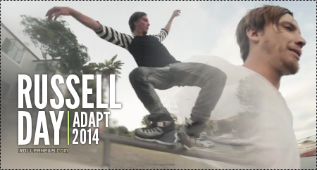 Russell Day: Adapt 2014 by Max Manning
