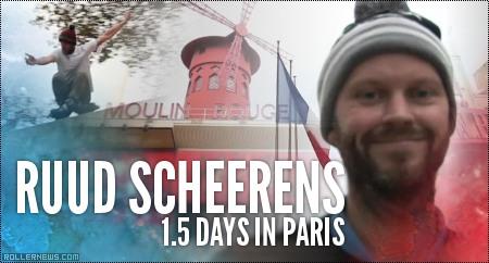 Ruud Scheerens (35, Netherlands): Paris Edit (2014)