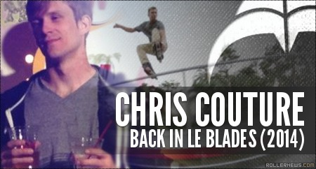 Chris Couture: Back in le Blades (2014)
