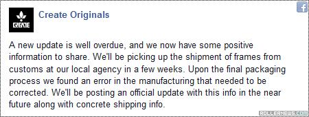 Create Originals: November 2014 Update