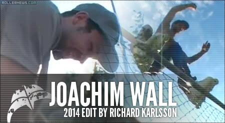 Joachim Wall (Sweden): 2014 Edit by Richard Karlsson