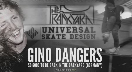 Gino Dangers: The BackYard, Chill Session (2014)
