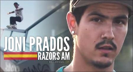 Joni Prados (Razors AM Spain): 2014 Edit
