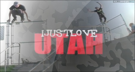I just love Utah (2007-2008) by Cameron Card
