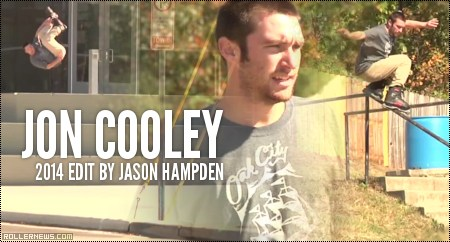 Jon Cooley: 2014 Edit by Jason Hampden