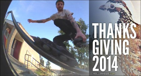 Thanksgiving Chill Session with  Adam Brierley (2014)
