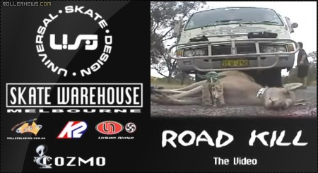 Roadkill Tour (2001, Australia): Full Video