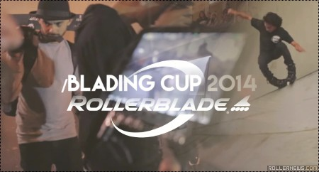 Rollerblade Team: Session + The Blading Cup (2014)