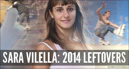 Sara Vilella (Barcelona, Spain): 2014 Leftovers