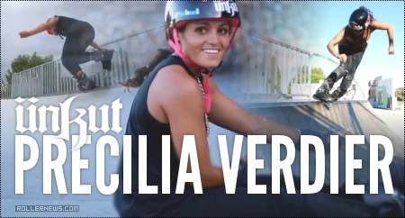 Precilia Verdier (France): Park Clips (2014)
