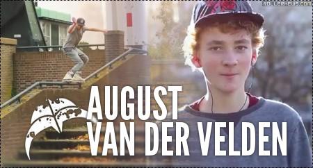 August in December (2014, Razors NL)