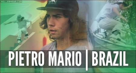 Pietro Mario (Brazil): Mete a Mala, 2014 Profile