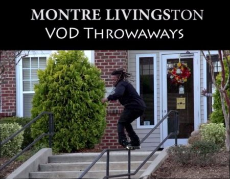 Clip of the day: Montre Livingston (2014)