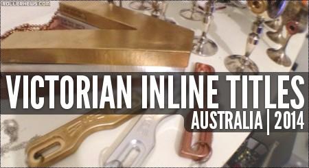 Brad Watson @ Victorian Inline Titles 2014