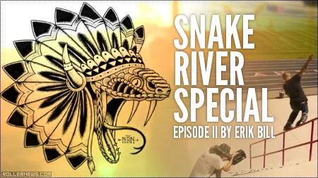 Snake River Special 2 (2014) - Trailer 1