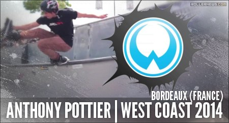 Antony Pottier @ West Coast Contest 2014 (France)