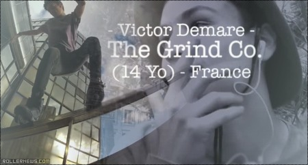 Victor Demare (France, 14): Winter 2014 Edit