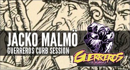 Jacko Malmo (Guerrero Crew): Curb Session (2014)