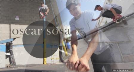 Oscar Sosa: Big Wheels, Recycled* Edit (2014)