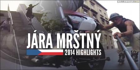 Jara Mrstny (Czech Republic): 2014 Highlights