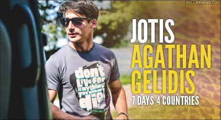 Jotis Agathangelidis (Germany): 2014 Edit